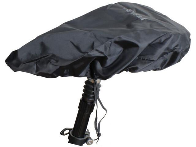 Diverse Saddle rain cover black